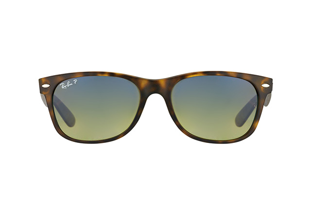 Ray-Ban New Wayfarer RB 2132 894/76 large perspective view
