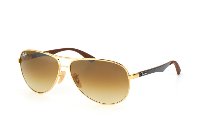 Ray-Ban RB 8313 001/51 vista en perspectiva