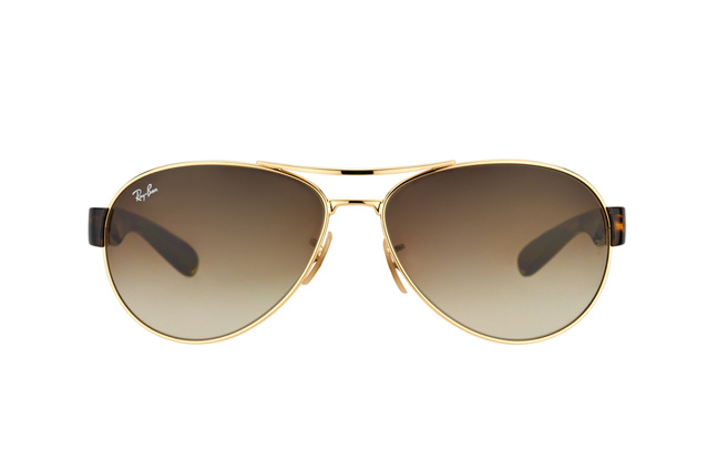 Ray-Ban RB 3509 001/13 vista en perspectiva