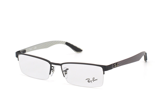 ray ban rx8412 eyeglasses 2503 black