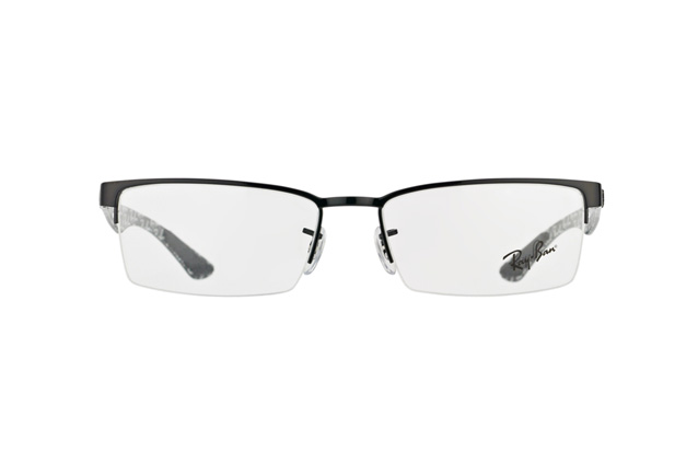 Ray-Ban RX 8412 2509 perspective view