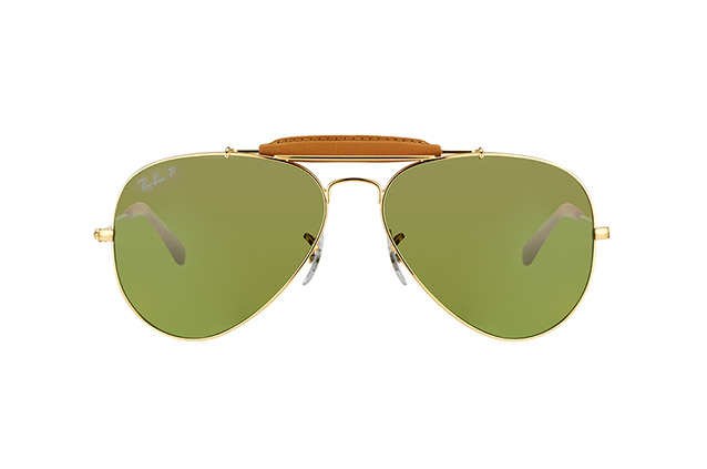 Ray-Ban Aviator Craft RB 3422Q 001/M9 vista en perspectiva