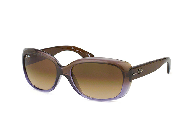 Ray-Ban Jackie Ohh RB 4101 860/51 vue en perpective