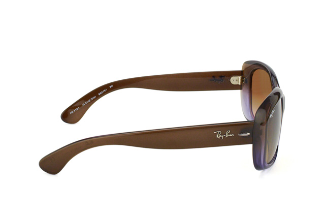 Ray-Ban Jackie Ohh RB 4101 860/51 perspective view