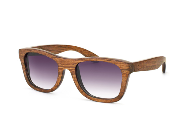 WOOD FELLAS Jalo 10309 brown perspective view