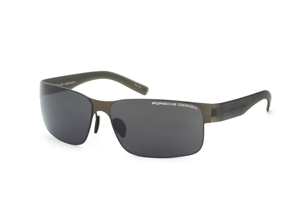 PORSCHE Design Porsche Design Herren Sonnenbrille » P8573«, grau, C - grau