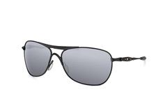 Oakley Crosshair OO 4060 03, Aviator Sonnenbrillen, Schwarz