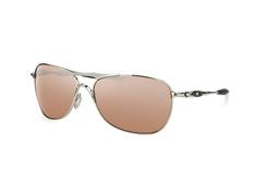 Oakley Crosshair OO 4060 02, Aviator Sonnenbrillen, Silber