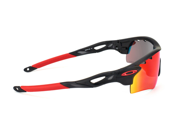 Oakley Radarlock Path OO 9181 23 vista en perspectiva