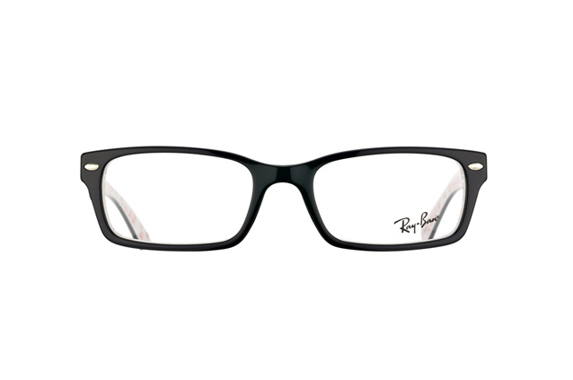 Ray-Ban RX 5206 5014 perspective view