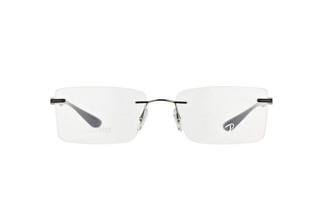 Ray-Ban RX 8720 1000 perspective view
