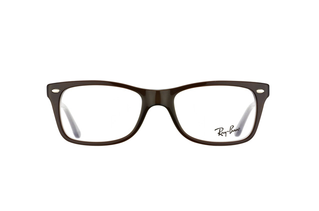 Ray-Ban RX 5228 5076 perspective view
