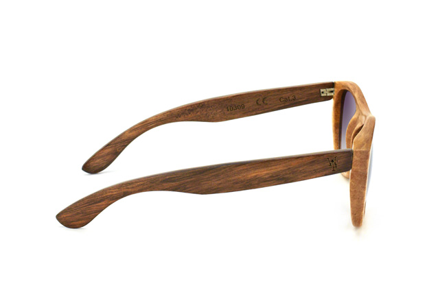 WOOD FELLAS Jalo 10309 wheat / brown vue en perpective