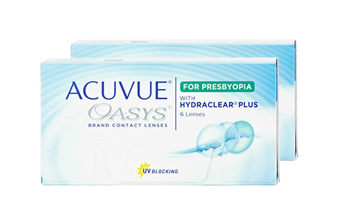Acuvue Acuvue Oasys for Presbyopia 5.25