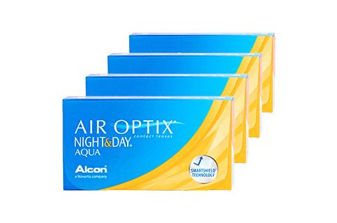Air Optix AIR OPTIX Night & Day Aqua 4.25