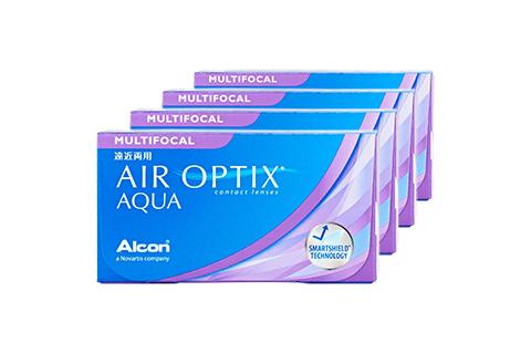 Image of Air Optix AIR OPTIX Aqua Multifocal -8.25