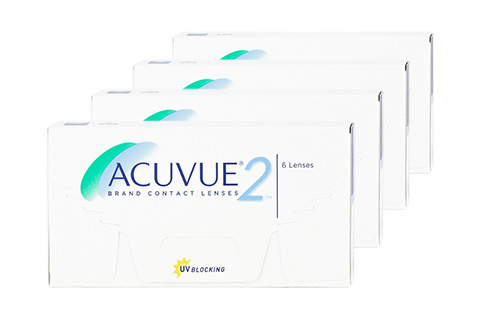 Image of Acuvue ACUVUE 2 5
