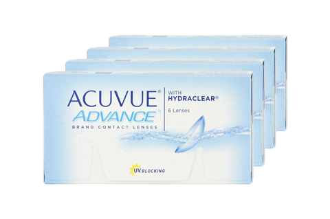 Stockists of Acuvue 1