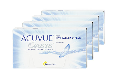 Acuvue ACUVUE OASYS with HYDRACLEAR P 4
