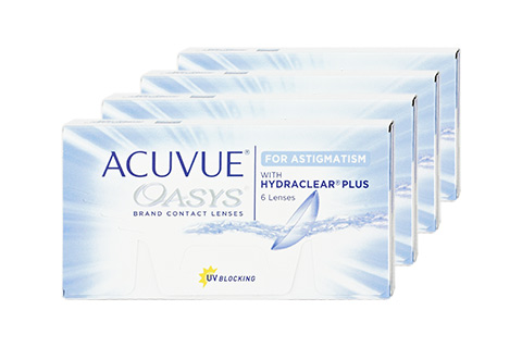 Image of Acuvue Acuvue Oasys for Astigmatism 5.75