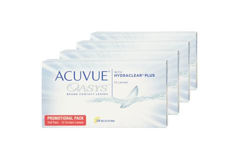 Acuvue Acuvue Oasys (12 lenses per box) 3