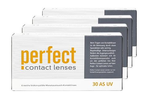 Perfect 30 AS UV 4x6 Monatslinsen, MPG&E