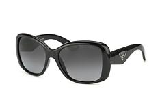 Prada PR 32PS 1AB5W1, Cat Eye Sonnenbrille, Damen, polarisiert - Preisvergleich