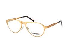 Loveyewear Trend LD 2017 011, Aviator Brillen, Goldfarben