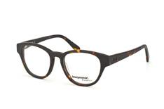 Loveyewear Trend LD 2008 002, Round Brillen, Dunkelbraun
