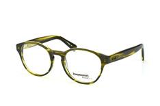 Loveyewear Trend LD 2009 007, Round Brillen, Gruen