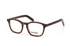 Loveyewear Trend LD 2010 022, Square Brillen, Braun