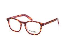 Loveyewear Trend LD 2010 029, Square Brillen, Braun