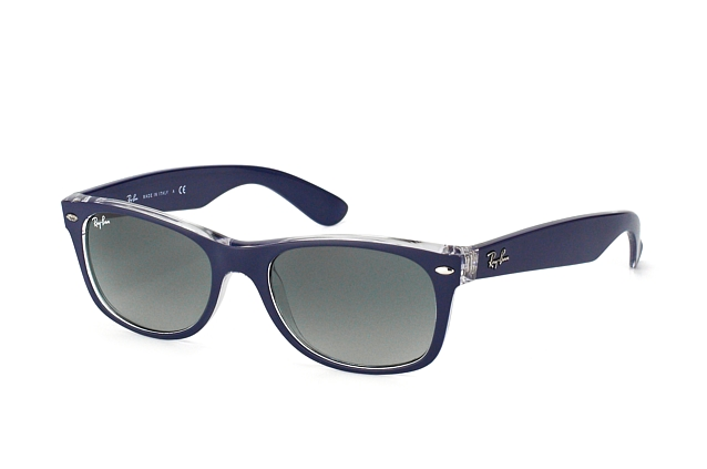 Ray-Ban New Wayfarer RB 2132 605371 Perspektivenansicht