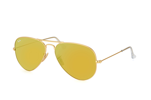 Ray-Ban Aviator large RB 3025 112/93 vue en perpective