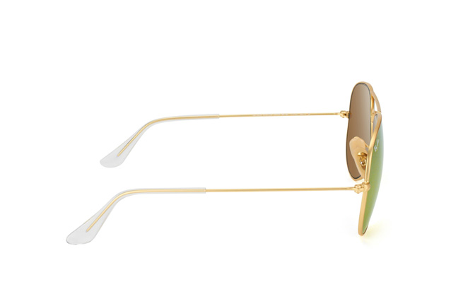 Ray-Ban Aviator large RB 3025 112/93 perspective view