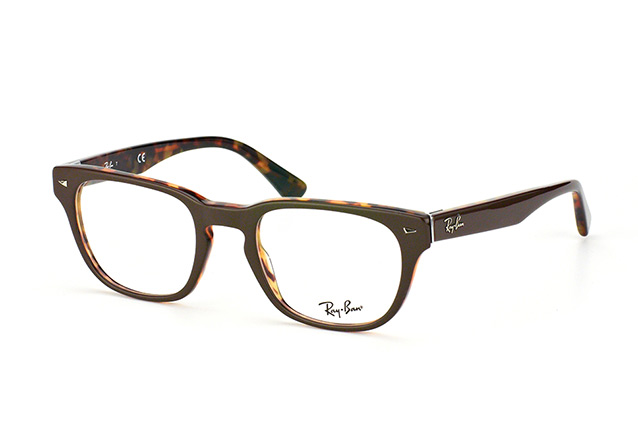 Ray-Ban RX 5309 5220 perspective view