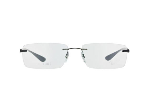 Ray-Ban RX 8724 1128 perspective view