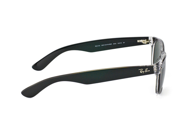 Ray-Ban New Wayfarer RB 2132 6052 perspective view