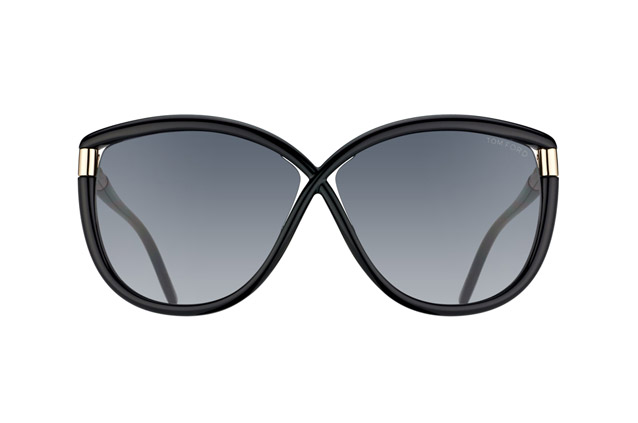 Tom Ford Abbey FT 0327 / S 01B perspective view