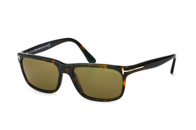 Tom Ford Hugh FT 0337 / S 56J perspective view