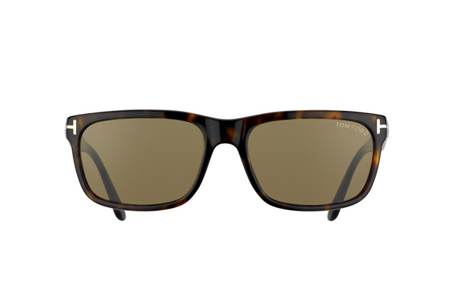 Tom Ford Hugh FT 0337 / S 56J vue en perpective