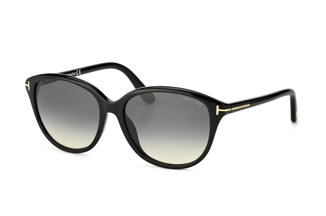 Tom Ford Karmen FT 0329 / S 01B perspektiv