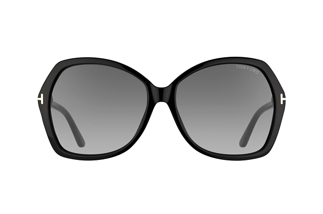 Tom Ford Carola FT 0328 / S 01B perspective view