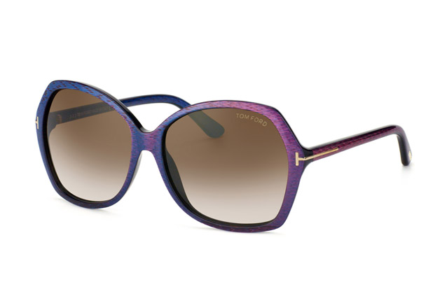 Tom Ford Carola FT 0328 / S 83F perspective view