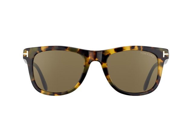 Tom Ford Leo FT 0336 / S 55J vista en perspectiva