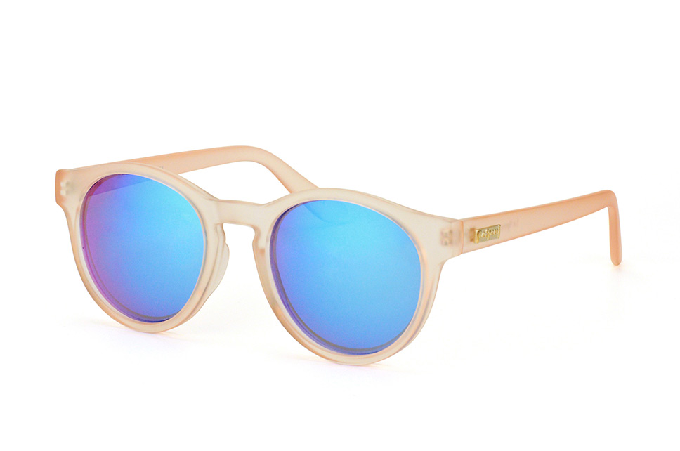 Le Specs Hey Macarena LSP 1302118, Round Sonnenbrillen, Rosa
