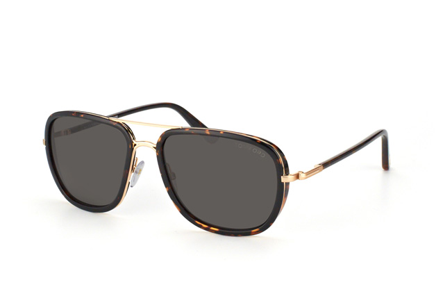 Tom Ford Riccardo TF 0340 / S 28N vista en perspectiva
