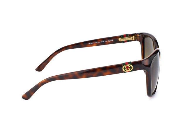 Gucci GG 3645/S DWJ HA perspective view