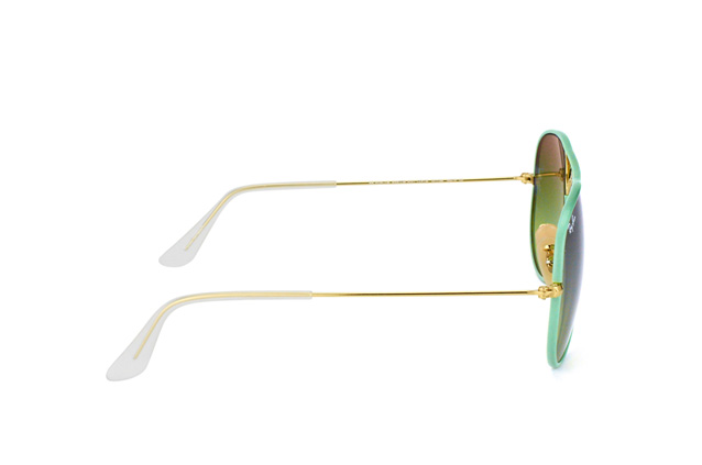 Ray-Ban Aviator Full Colour RB 3025 JM 001/3M Perspektivenansicht