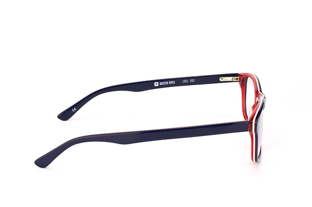 Mister Spex Collection Bellow 1051 002 vista en perspectiva
